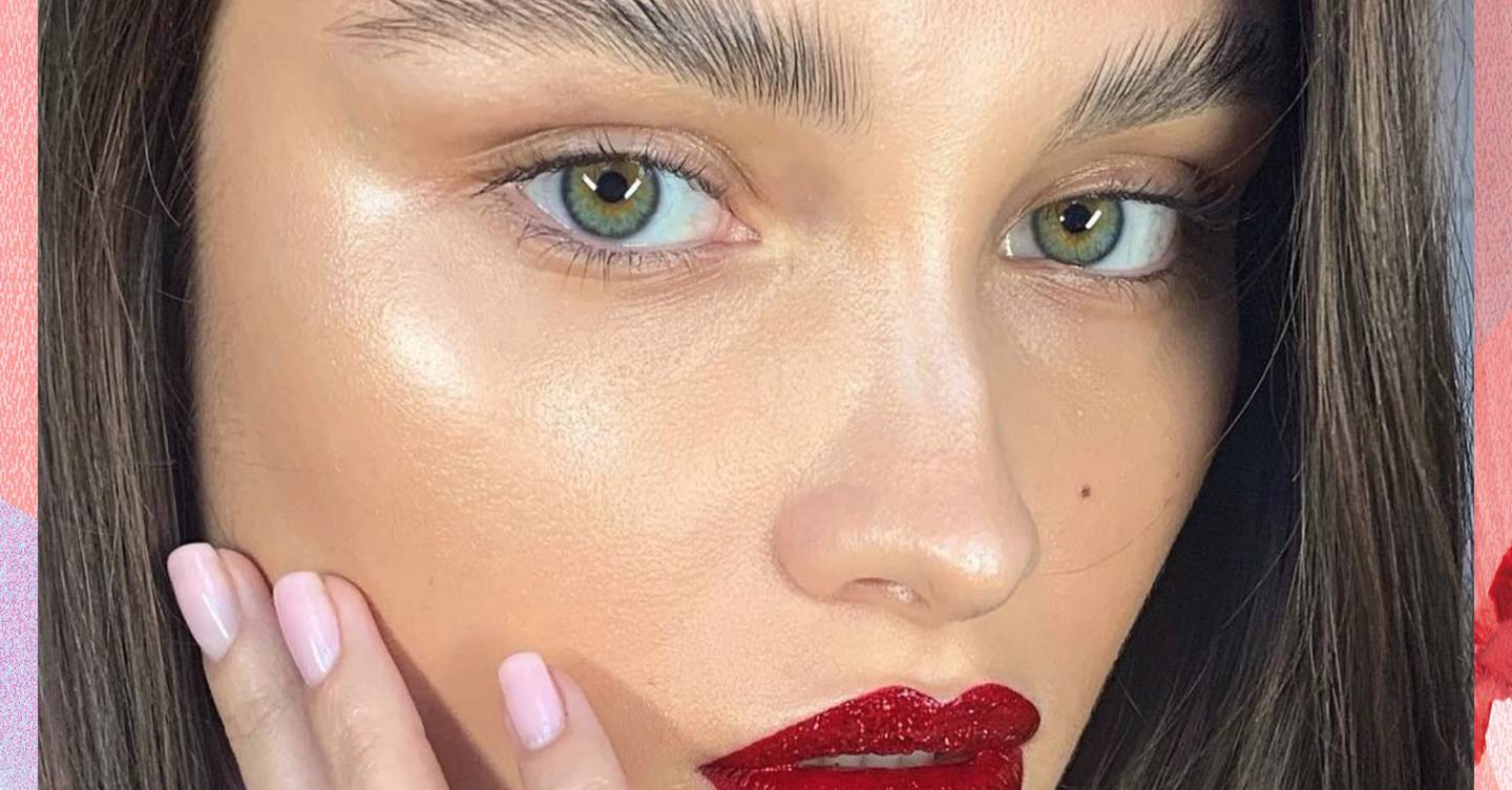 GLAMOUR columnist Nikki Wolff shares her perfect Christmas party beauty look