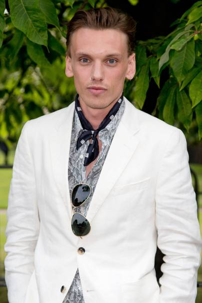 43. Jamie Campbell Bower