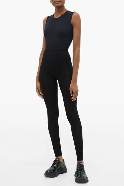 Best black designer leggings