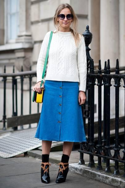 Martha Ward, Fashion Stylist