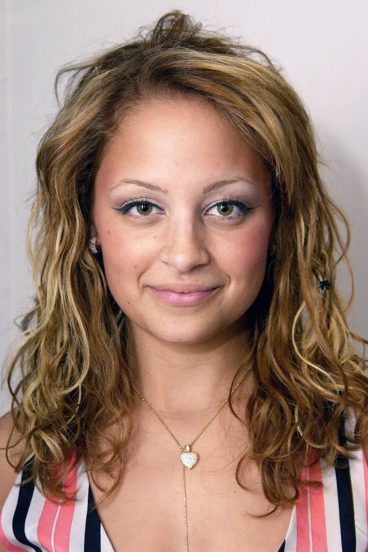 Nicole Richie Beauty Look Book Hair Makeup Glamour Uk