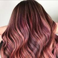 Fruit Juice Hair