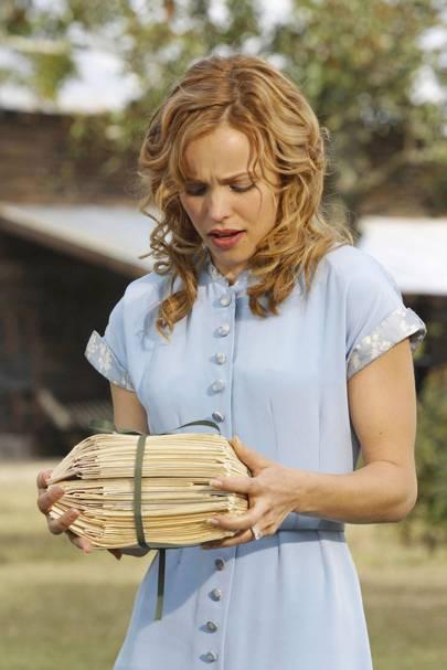 Allie Hamilton, The Notebook (2004)