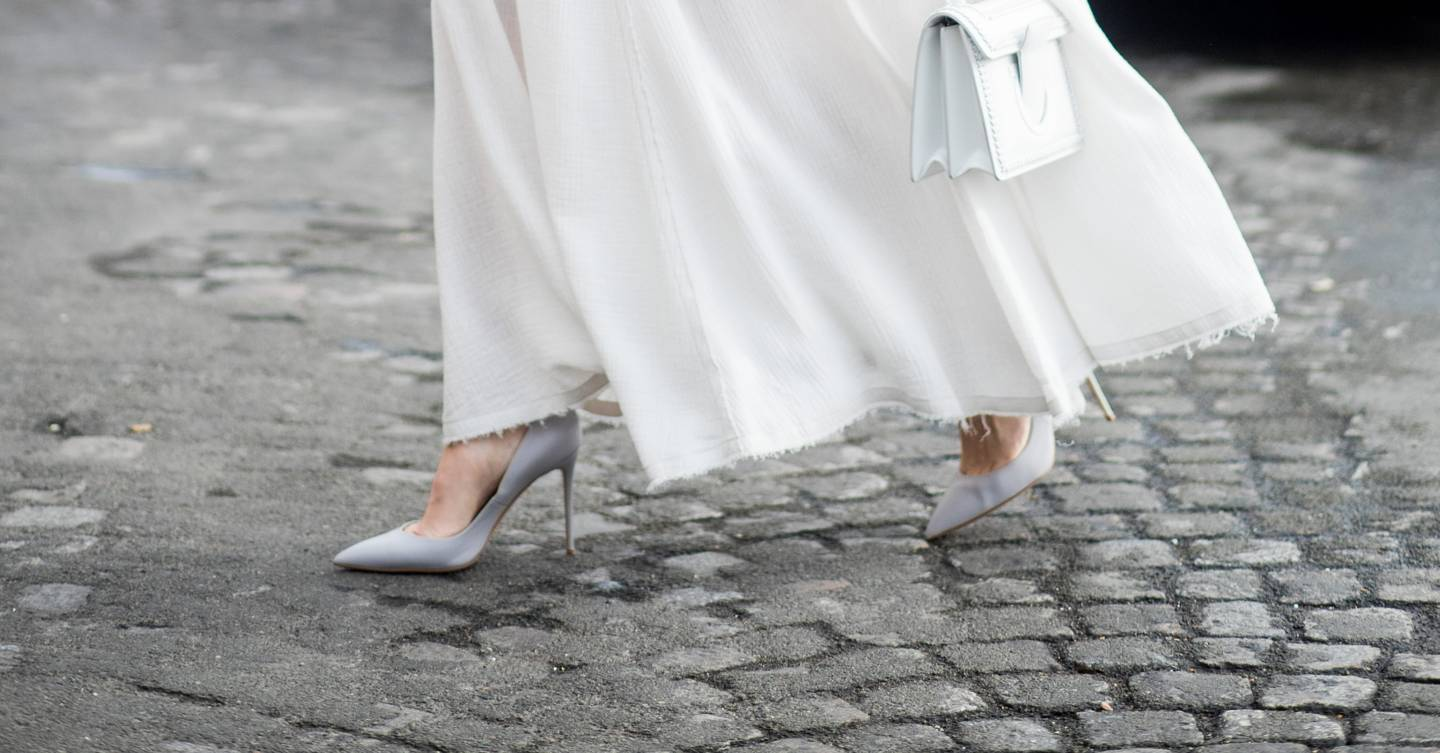17 pairs of designer wedding shoes that you'll love (and wear) well past your wedding day