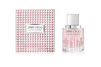 Monday 20th February: Jimmy Choo Illicit Flower Eau de Toilette, 40ml