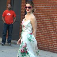 DO #18: Drew Barrymore at a New York photoshoot, June