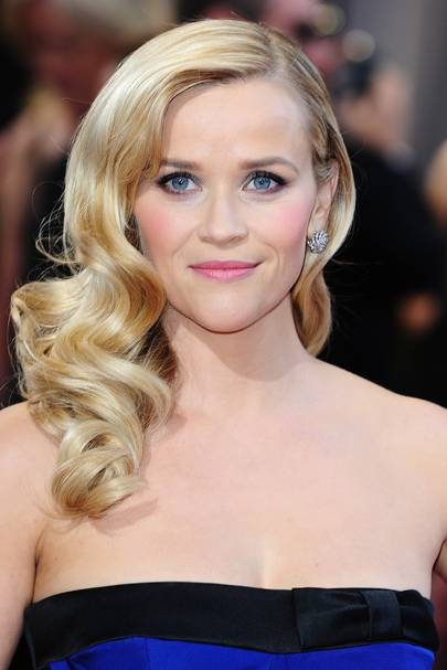 Best Veronica Lake Impression: Reese Witherspoon
