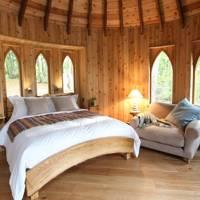Best family treehouse holiday UK