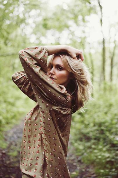 Sophie Dahl For Aubin & Wills