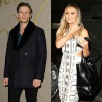 Perrie Edwards & James Norton