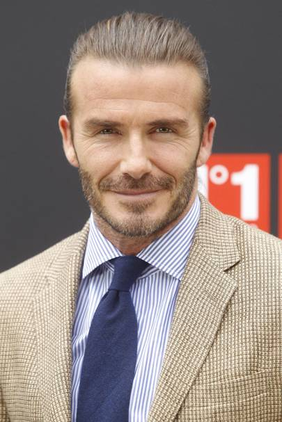 david beckam hair styles david beckham hair hairstyles then and now uk 5422