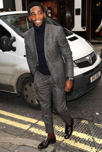 Best Dressed Man: Tinie Tempah