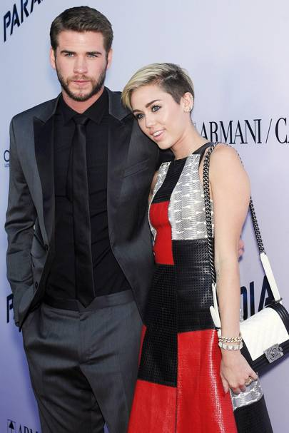 Miley Cyrus Relationship With Liam Hemsworth