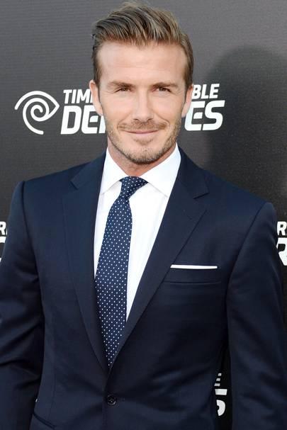 David Beckham, 39
