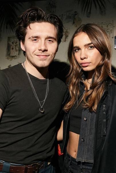 Brooklyn Beckham's New Girlfriend Hana Cross: Everything You