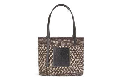 LOEWE BASKET BAGS 2021 - Honeycomb Bag