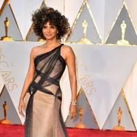 Halle Berry on the red carpet