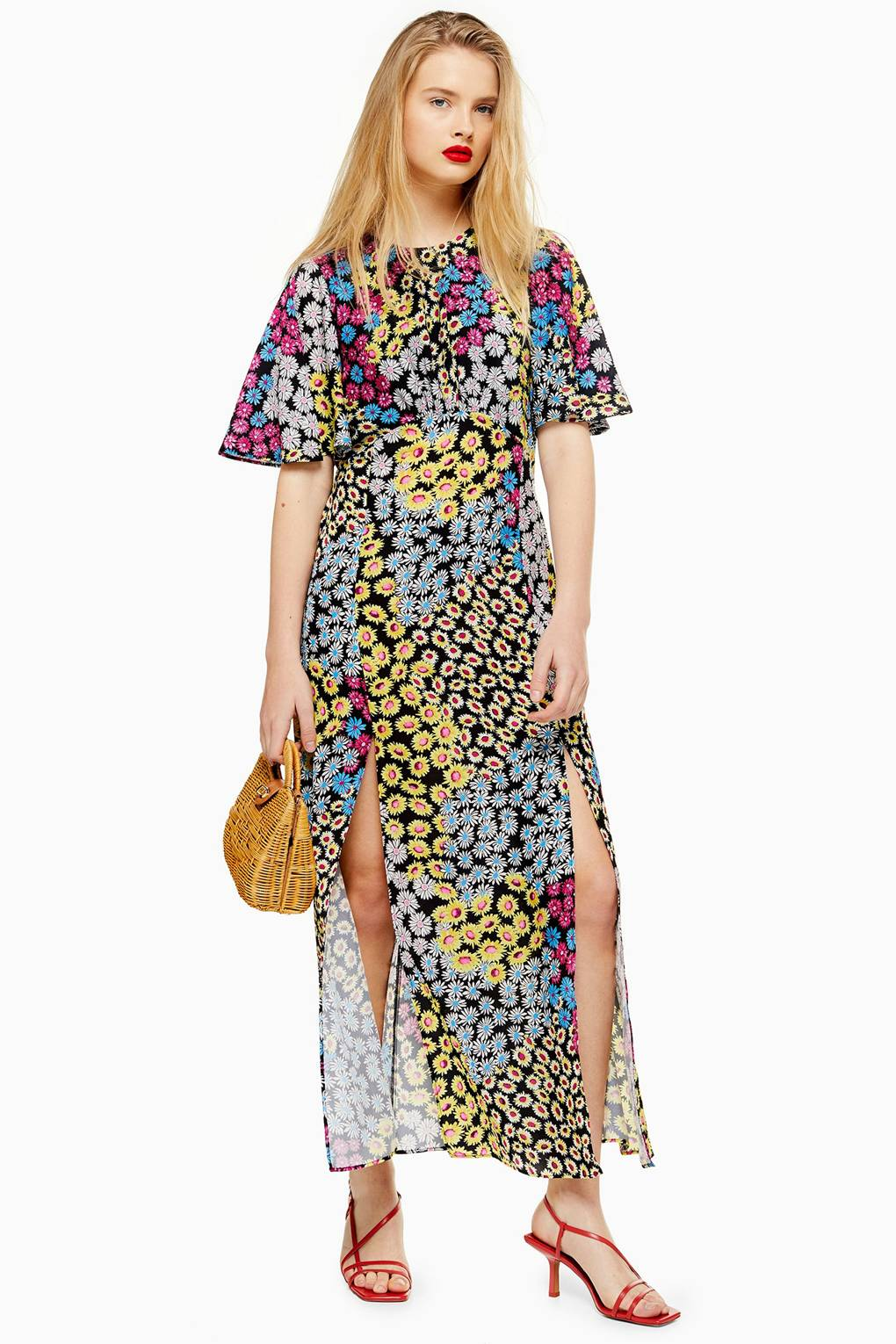 75c0adb40c39 Is This Topshop Austin Floral Print Midi Dress The It Dress Of 2019? |  Glamour UK