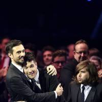 Bastille win British Breakthrough award