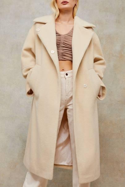 Topshop's Black Friday Sale: The coat
