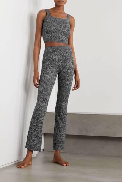 Best loungewear: the wool trousers