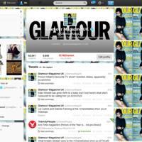 GLAMOUR Reaches a mammoth 10million Twitter followers (again)