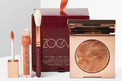 Christmas Beauty Gifts 2020: Zoeva