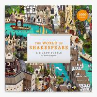 Best jigsaw puzzles for adults: for the Shakespeare lover