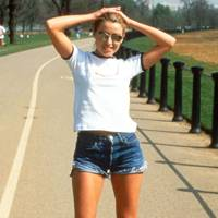 Dannii Minogue – Denim Hotpants