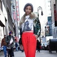 Jamila Keys, Global Wholesale Director Cashhimi Handbags, New York