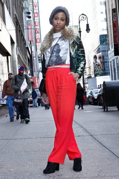 Jamila Keys, Global Wholesale Director Cashhimi Handbags, New York