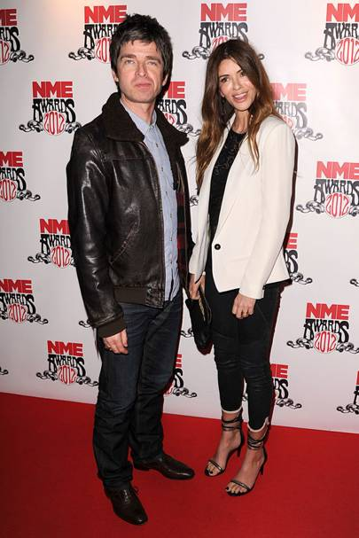 Noel Gallagher & Sara MacDonald