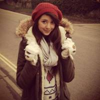 Winter dressing is cuter with a beanie hat
