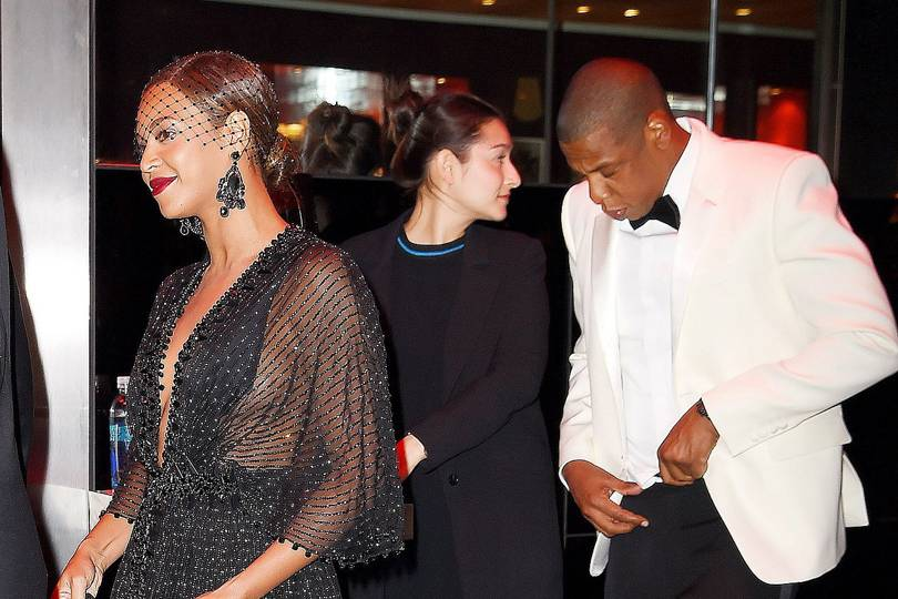 51aec3ddc0fdb Jay Z Solange Fight Video News – Statement - Footage from Met Ball 2014 -  Beyonce Instagram