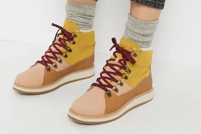 Best walking boots for women: TOMS