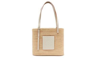 LOEWE BASKET BAGS 2021 - Raffia Bag
