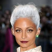 "Nicole Richie's ""punk"" hair"
