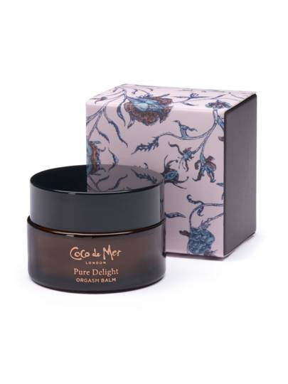 Pure Delight Orgasm Balm, £25