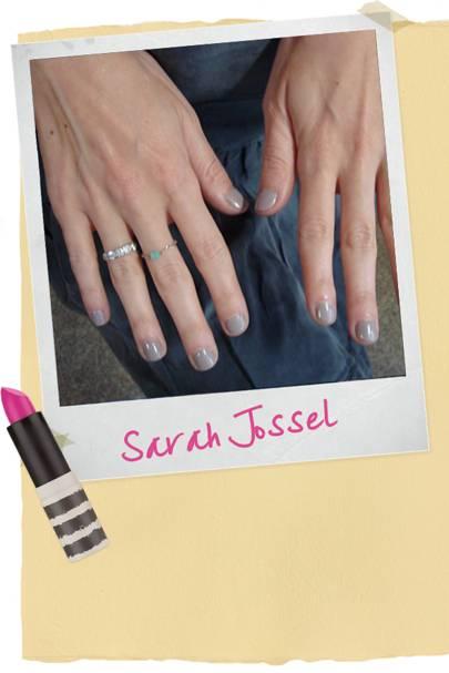 Sarah Jossel – Beauty Assistant