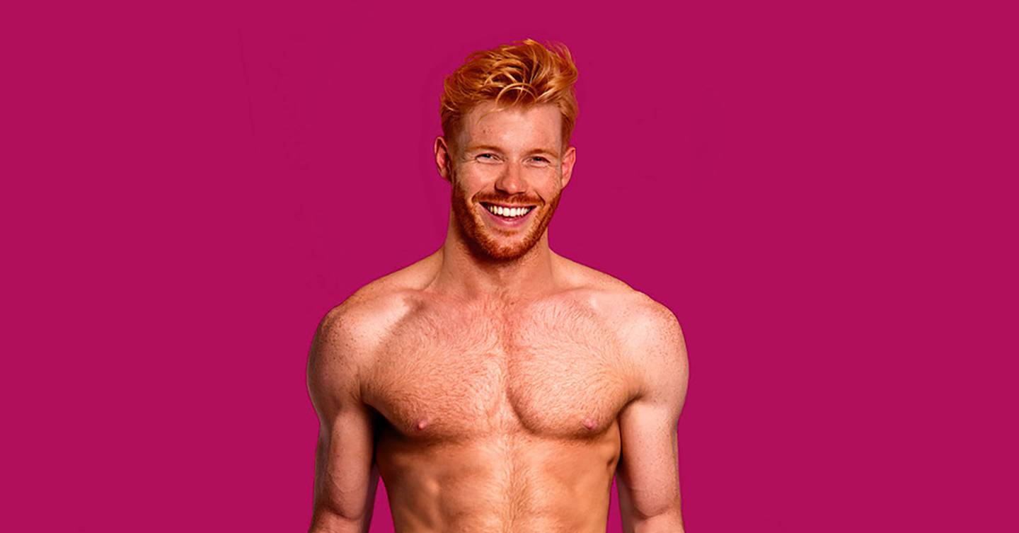 Thomas knights red hot is proof that ginger men are gorgeous