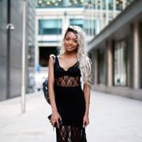 Nyane Lebajoa, Model and Fashion Blogger