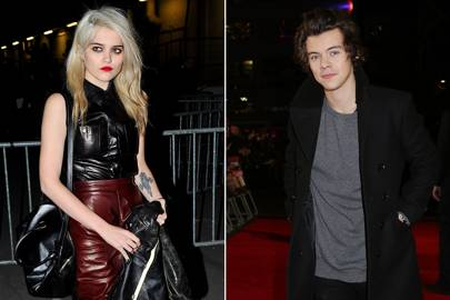 Harry Styles and Sky Ferreira dating relationship rumours ...