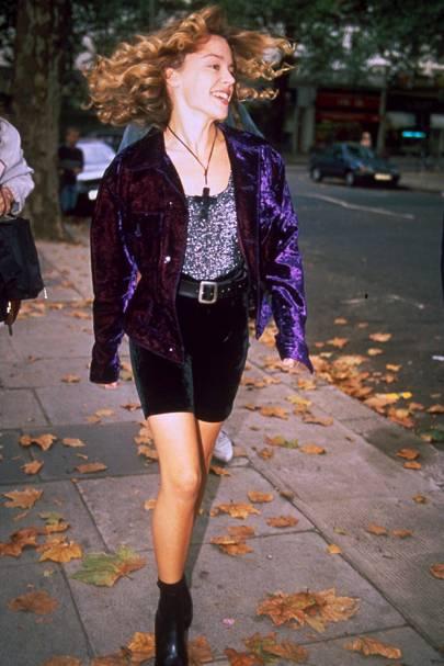 Kylie Minogue – Goth Goddess