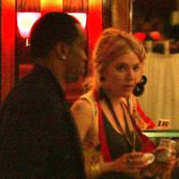 Sienna Miller and Diddy