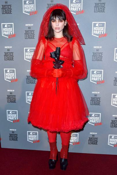 Dua Lipa as Lydia Deetz