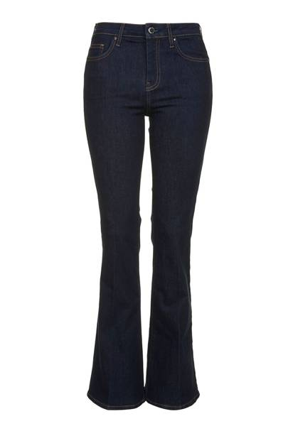 The item: A pair of high-waisted flares
