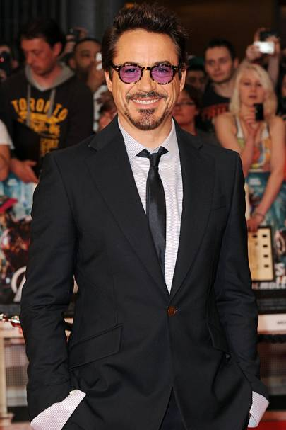 38. Robert Downey Jr