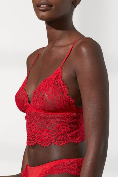 Valentine's Day lingerie sets: H&M