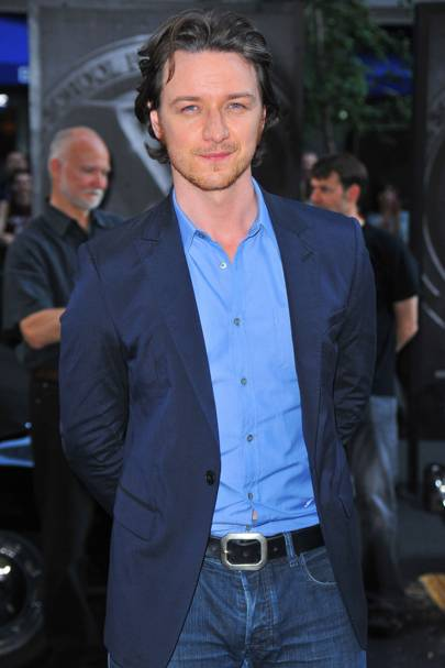 No 14: James McAvoy