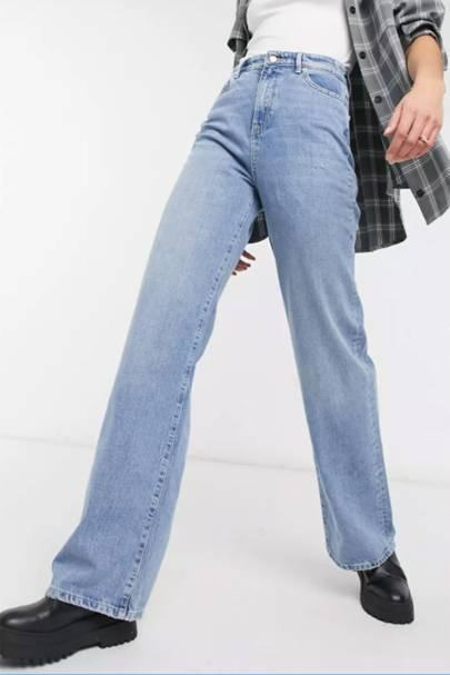 Best High-Waisted Tall Jeans: New Look